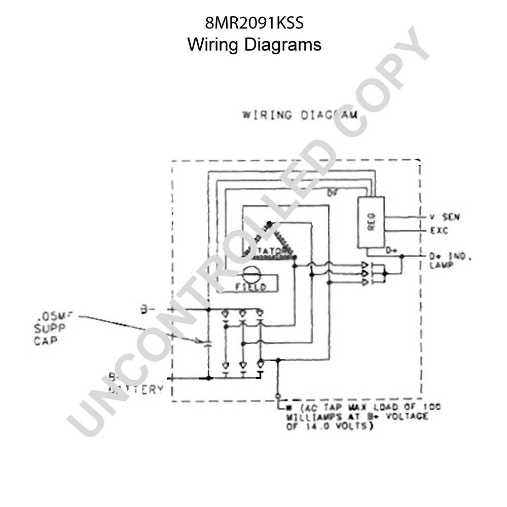 File  Nikko Alternator Wiring Diagram